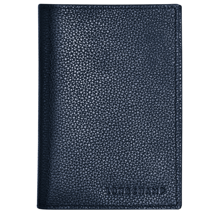 Passport cover, Navy - View 1 of 2 - zoom in