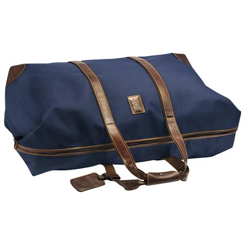View 3 of Travel bag, Blue, hi-res