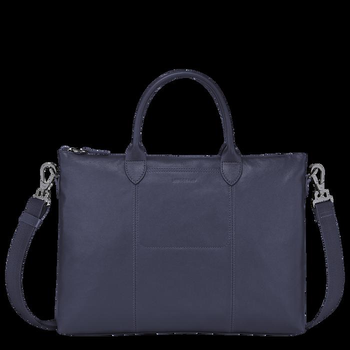 Top handle bag, Navy - View 1 of  3.0 - zoom in