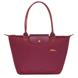Shoulder bag S, Garnet red