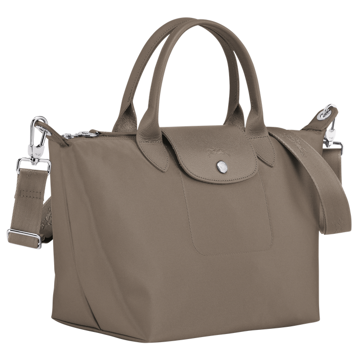 Top handle bag S, Taupe - View 2 of 3 - zoom in