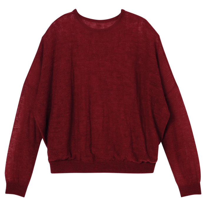 Pullover, Red - View 2 of 2 - zoom in