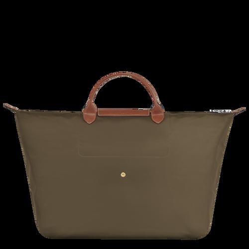 Travel bag L, Khaki - View 3 of  4 -