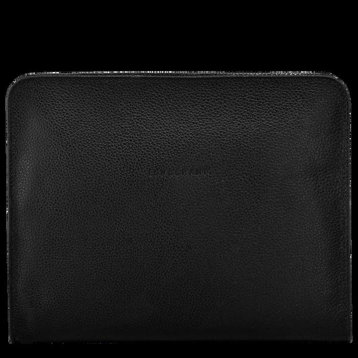 Le Foulonné iPad® case, Black