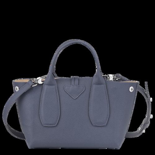 Top handle bag S, Pilot blue, hi-res - View 4 of 4