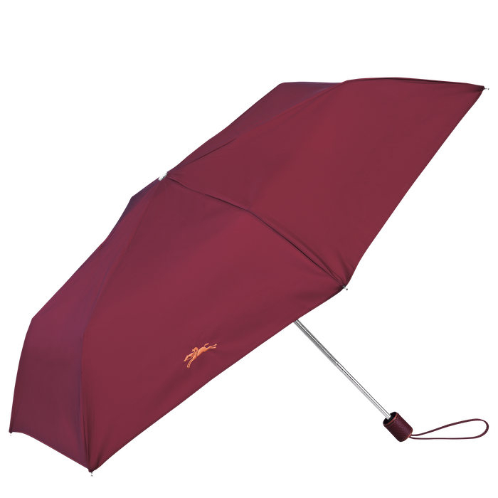 Retractable umbrella, Garnet red - View 1 of  1 - zoom in