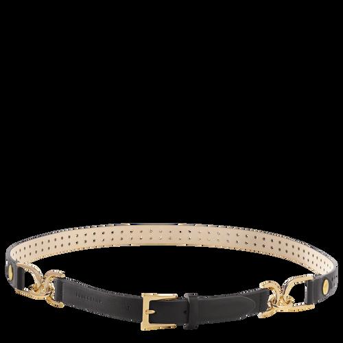 Women's belt, Black, hi-res - View 1 of 1
