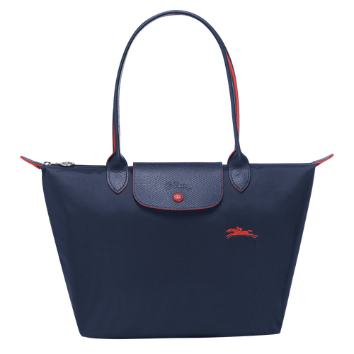 View 1 of Shopping bag S, 556 Navy, hi-res