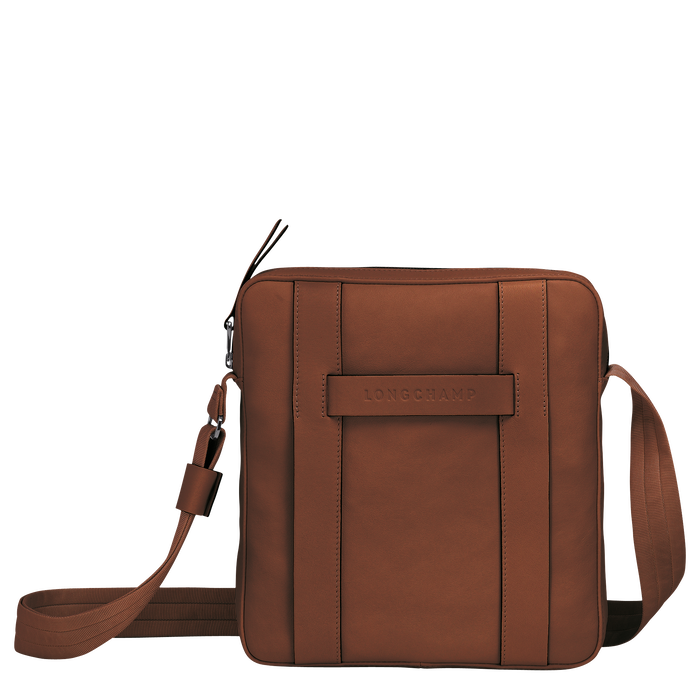 Crossbody bag M, Cognac - View 1 of  3.0 - zoom in