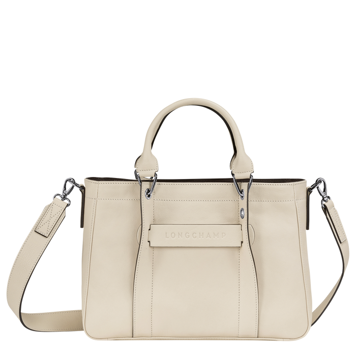 Top handle bag S, Ivory - View 1 of  3 - zoom in