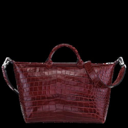 旅行袋 L, 酒紅色 - 查看 3 3 -
