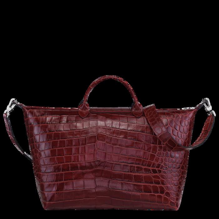 旅行袋 L, 酒紅色 - 查看 3 3 - 放大