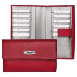 Continental wallet, 545 Red, hi-res