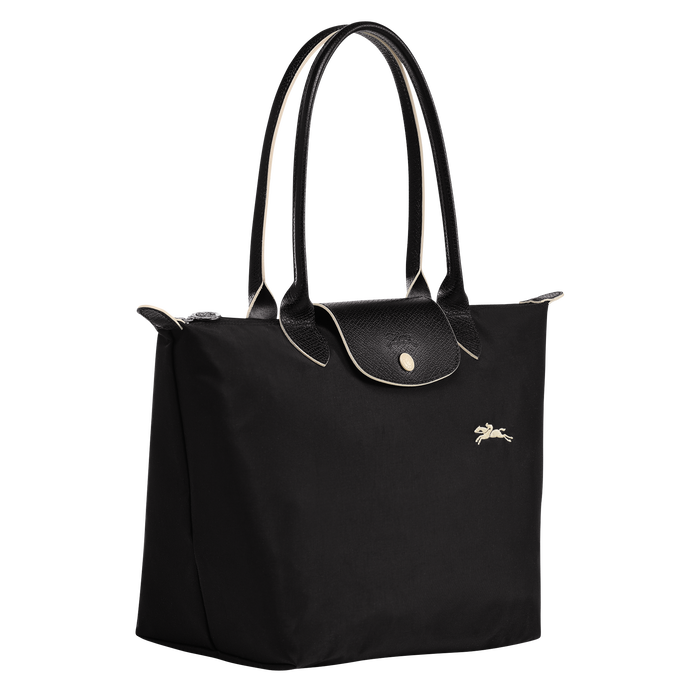 Shoulder bag S, Black/Ebony - View 2 of  5 - zoom in
