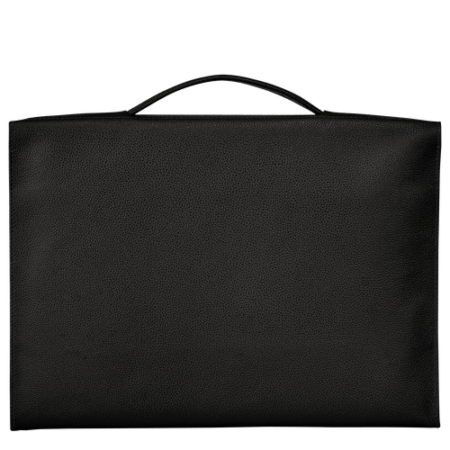 View 3 of Briefcase S, Black, hi-res