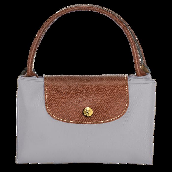 Le Pliage Original Top handle bag M, Grey