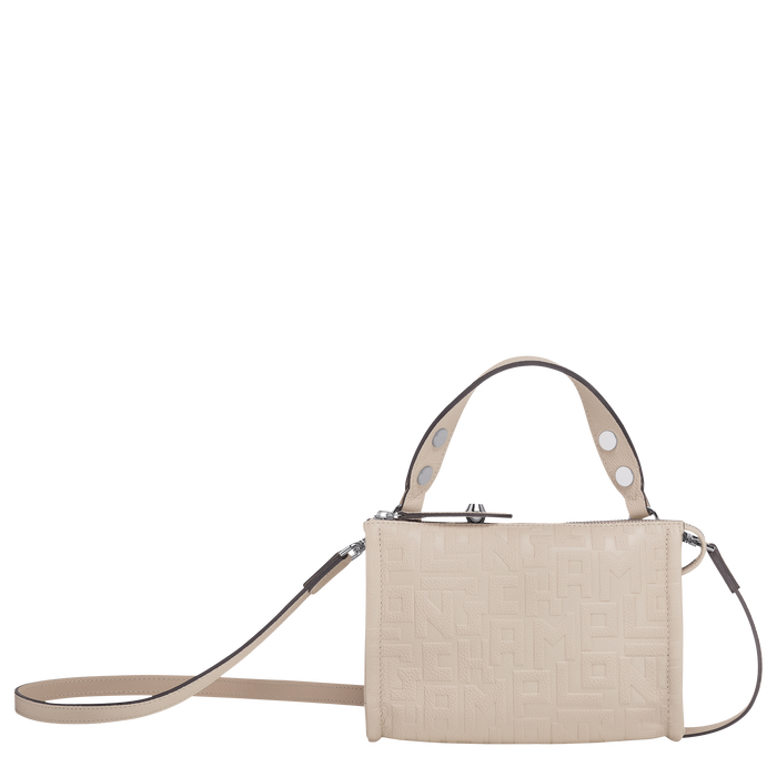 Crossbody bag, Chalk - View 1 of 3 - zoom in