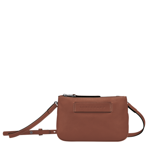 Sac porté travers Longchamp 3D Cognac (L2091772504) | Longchamp FR