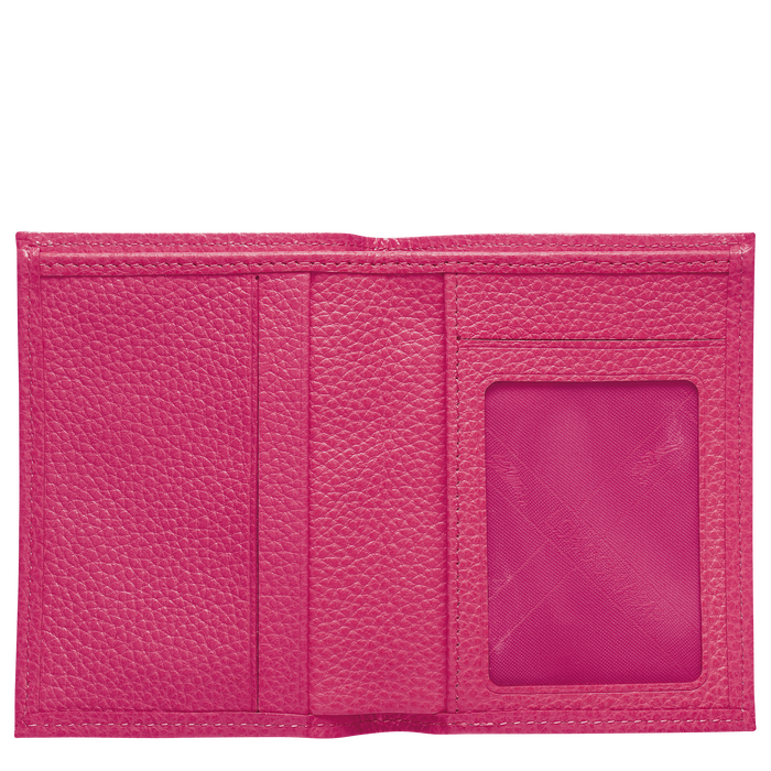 Card holder, Pink/Silver - View 2 of  3 - zoom in