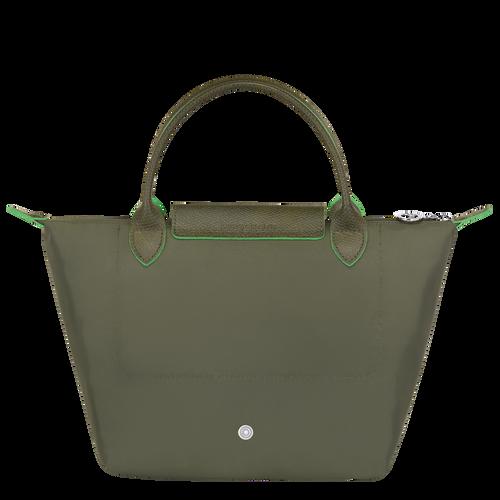 Top handle bag S, Longchamp Green - View 3 of 5 -