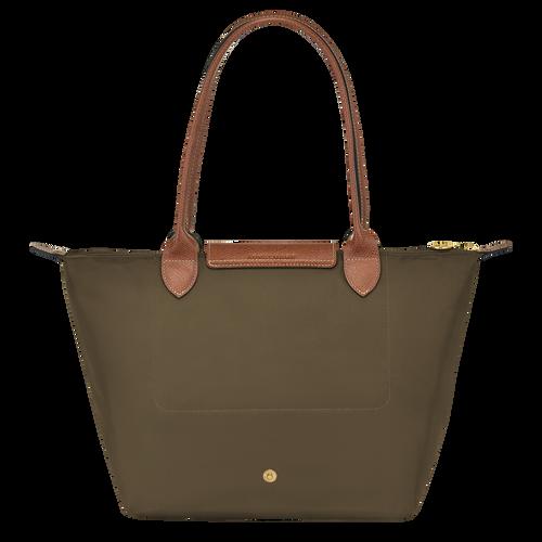 Shoulder bag S, Khaki, hi-res - View 3 of 4