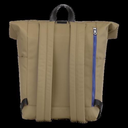 Backpack, Cognac - View 3 of 4 -
