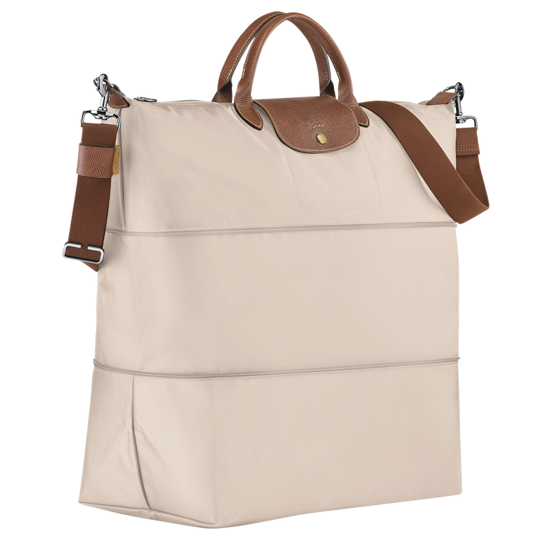 Le Pliage Travel bag expandable, Paper
