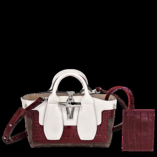 Top handle bag XS, Ebony - View 5 of 5 -