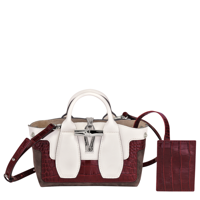 Top handle bag XS, Ebony - View 5 of 5 - zoom in