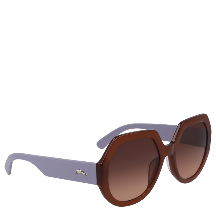 Sunglasses, Brown - View 2 of 3.0 - zoom in