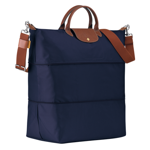 Travel bag, Navy - View 2 of  4 -