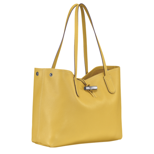 Shoulder bag, Yellow, hi-res - View 3 of 4