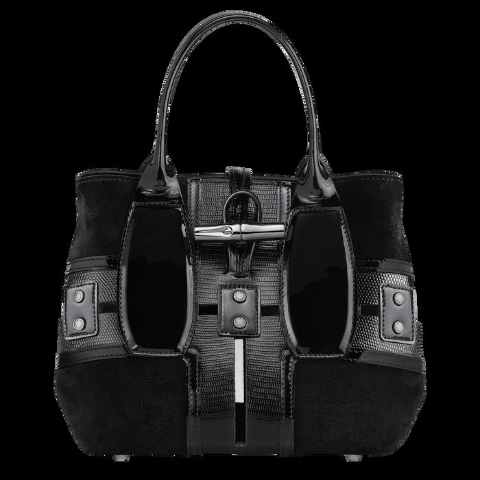 手提包, 黑色/烏黑色 - 查看 5 5 - 放大