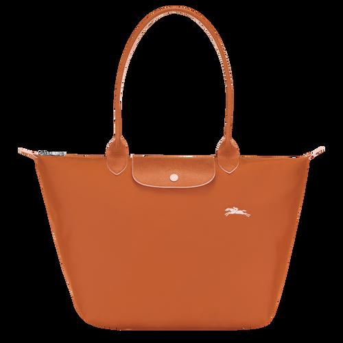 Shoulder bag L, Rust, hi-res - View 1 of 5