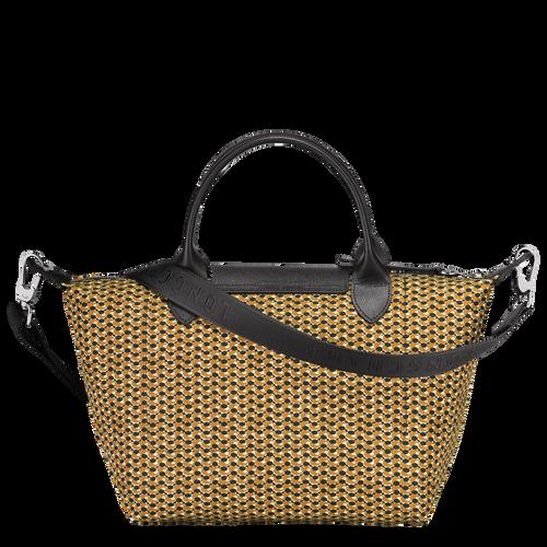 Top handle bag S, Honey - View 3 of 3 -