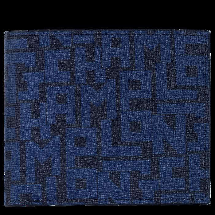 Wallet, Black/Navy - View 1 of  2 - zoom in