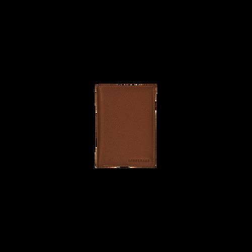 View 2 of Brieftaschen, Cognac, hi-res