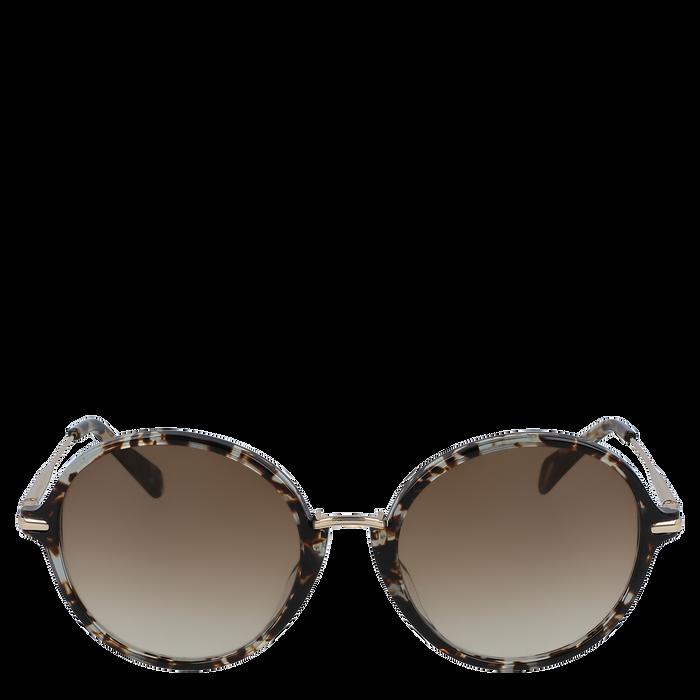 Colección otoño-invierno 2020 Gafas de sol, Concha Azul