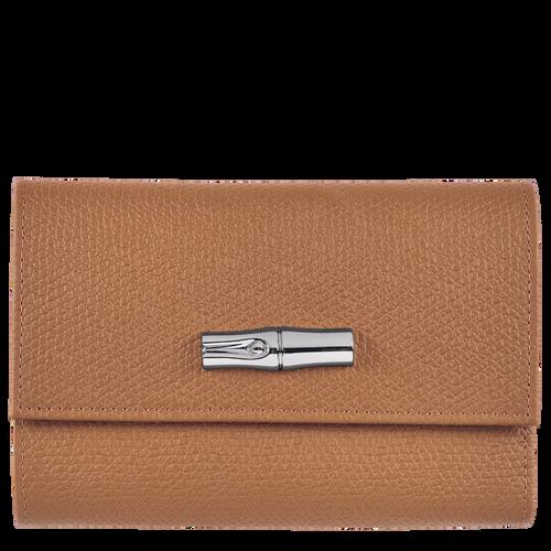 Kleine portemonnee, Naturel - Weergave 1 van  2 -