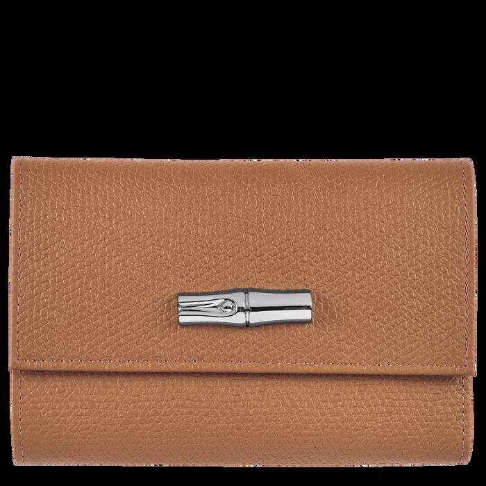 Kleine portemonnee, Naturel - Weergave 1 van  2 - Meer inzoomen.