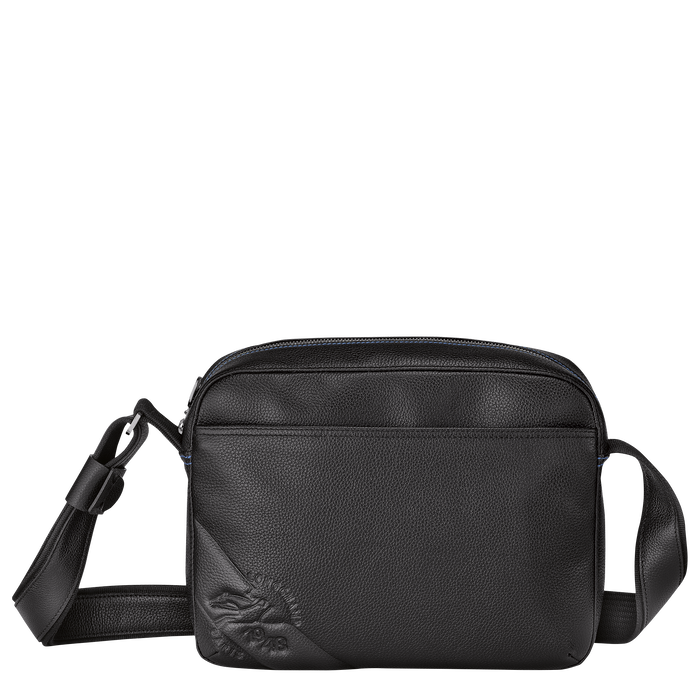 Crossbody bag, Black/Ebony - View 1 of  3 - zoom in