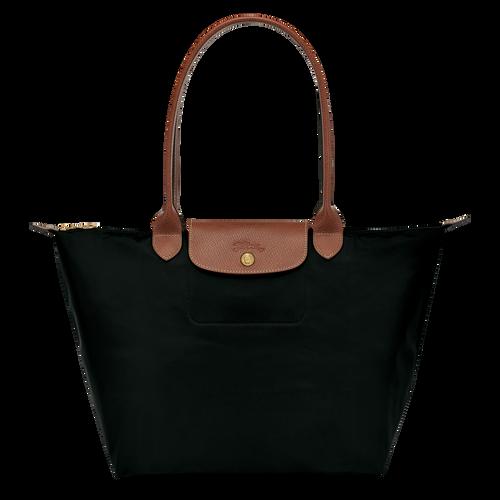 Shoulder bag L, Black, hi-res - View 1 of 4