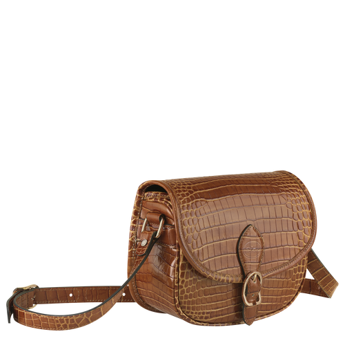 Crossbody bag S, Natural - View 2 of  3 -