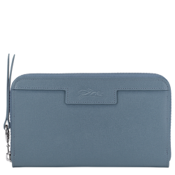 Lange portefeuille met rits rondom