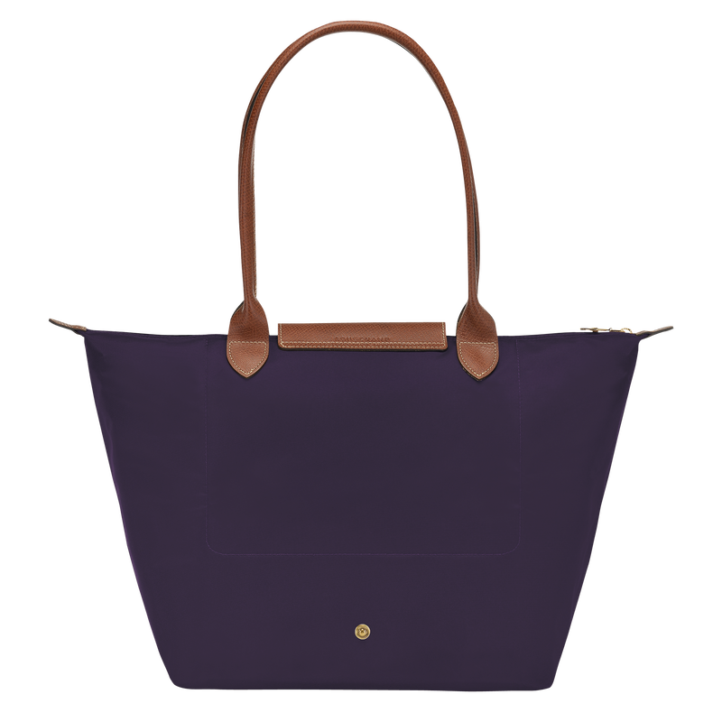 Shoulder bag L, Bilberry - View 3 of  6 - zoom in