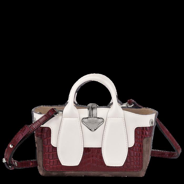 Top handle bag XS, Ebony - View 4 of 5 - zoom in