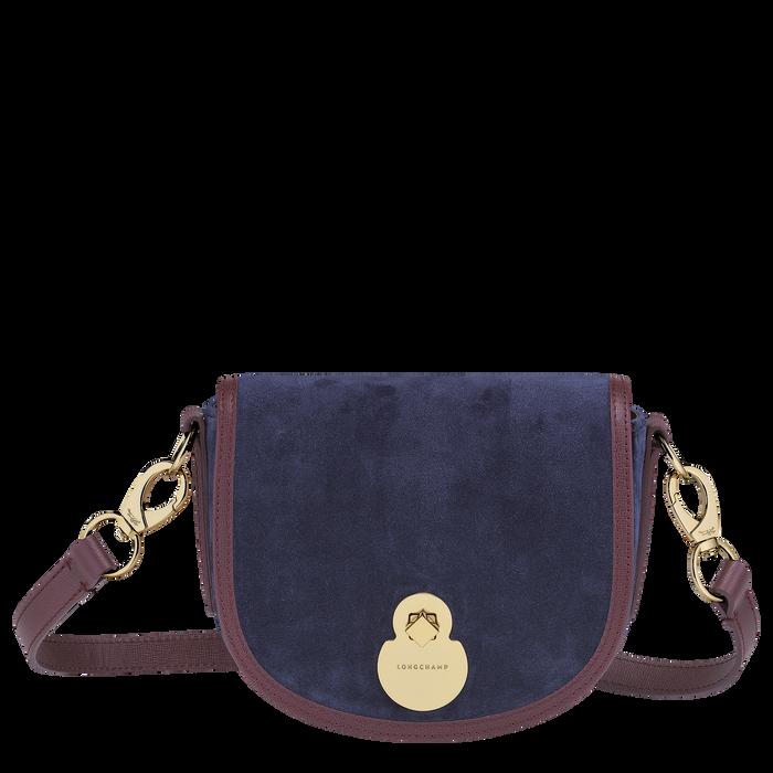 Cavalcade Crossbody bag, Navy/Grape