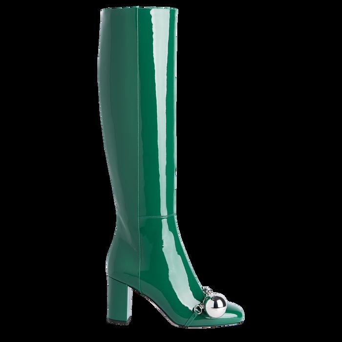 Boots, Green havana - View 1 of 3 - zoom in