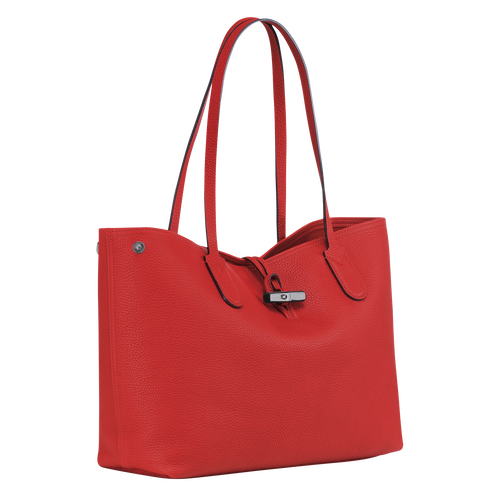 View 2 of Bolso shopper M, Rojo, hi-res