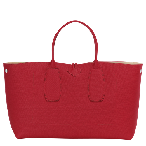 Top handle bag L, Red - View 4 of  5 -